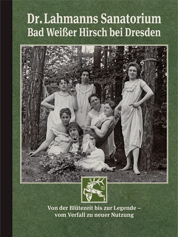 Buchcover: Dr. Lahmanns Sanatorium